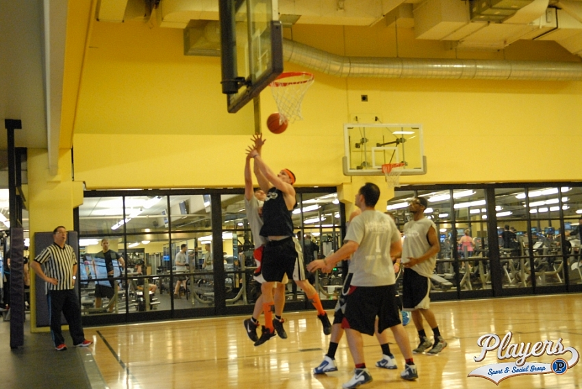 Fall 2014 Basketball @ FFC - Gold Coast