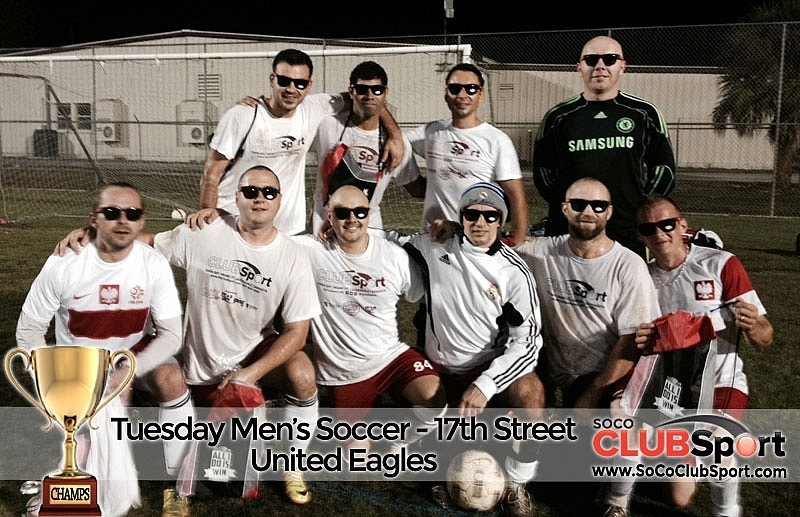 United Eagles (m) - CHAMPS