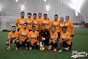 Fall Indoor Soccer Leagues