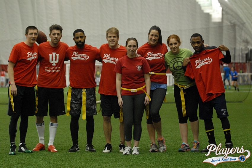 Winter Football @ the *NEW* Chicago Fire Facility