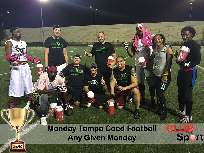 Any Given Monday - CHAMPS