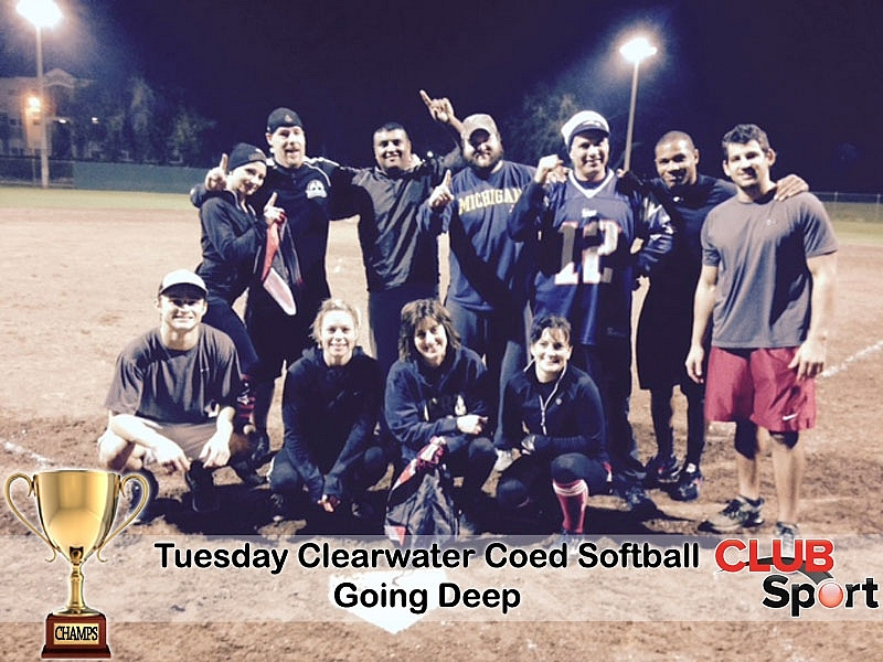 Going Deep - CHAMPS