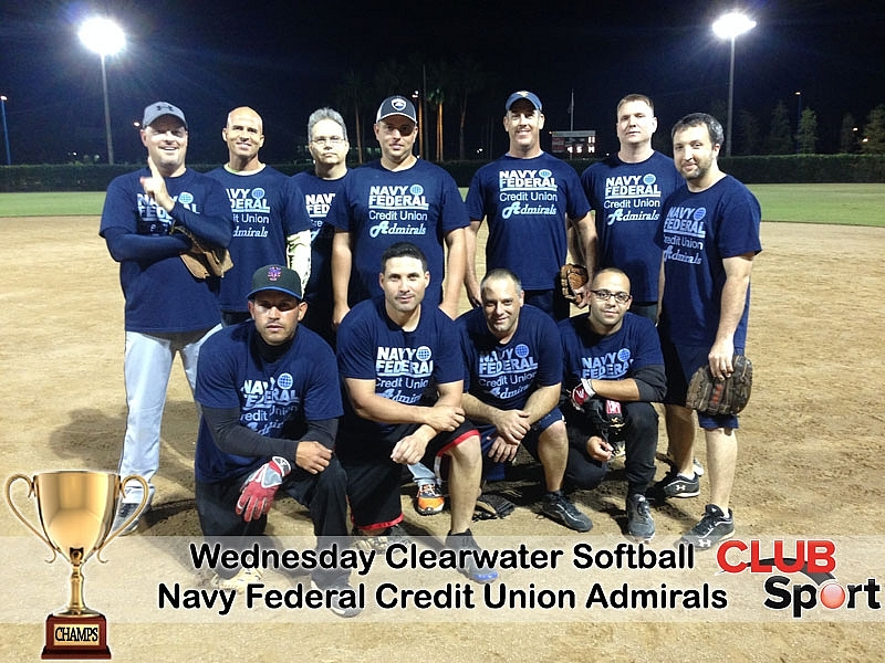 Navy Federal Credit Union - ADMIRALS - CHAMPS