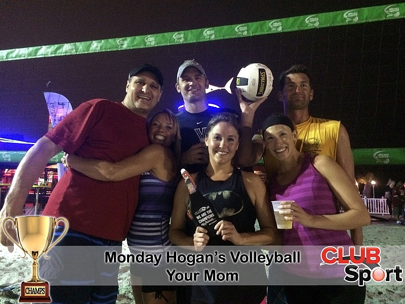 Your Mom (c) - CHAMPS
