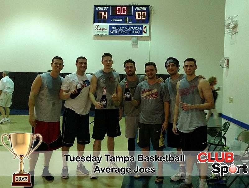 Average Joes - CHAMPS