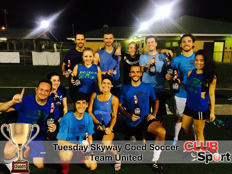 Team United (c)  - CHAMPS