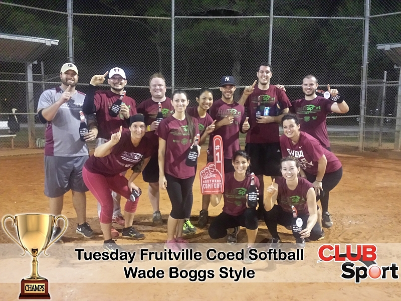 Wade Boggs Style - CHAMPS
