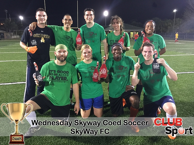 SkyWay FC (rb) - CHAMPS