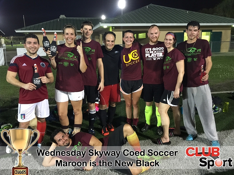 Maroon is the new Black (ra) - CHAMPS