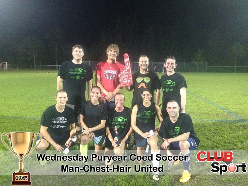 Man-Chest-Hair United (a)- CHAMPS