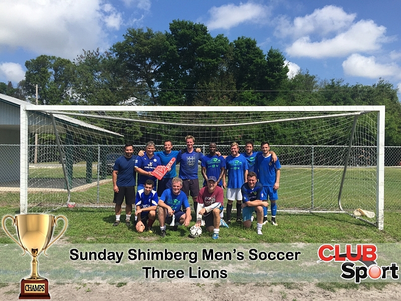 Three Lions FC  (i) - CHAMPS