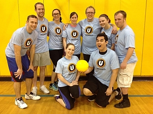 Baby Blue Balls - Indy #D4 Team Photo