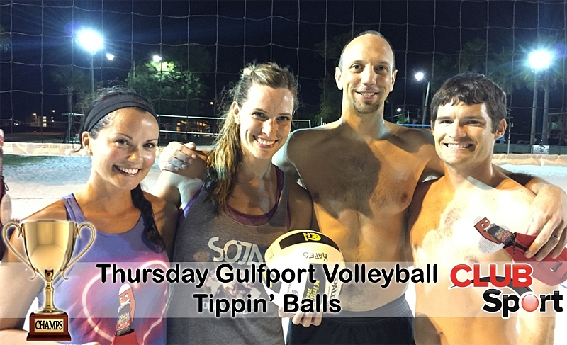 Tippin' Balls - CHAMPS