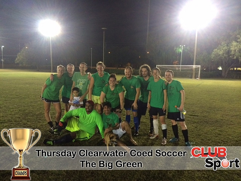 The Big Green (r) - CHAMPS