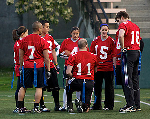 Sports Monster STL Flag Football