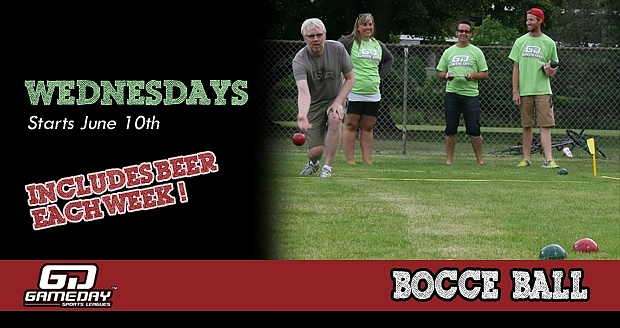 Gameday Bocce Ball