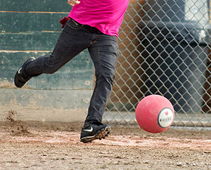 Sports Monster Kickball