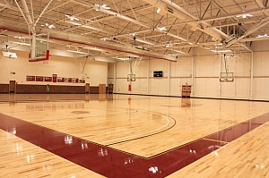 DU Gates Fieldhouse Court 2