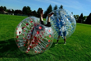 Sports Monster Bubble Soccer