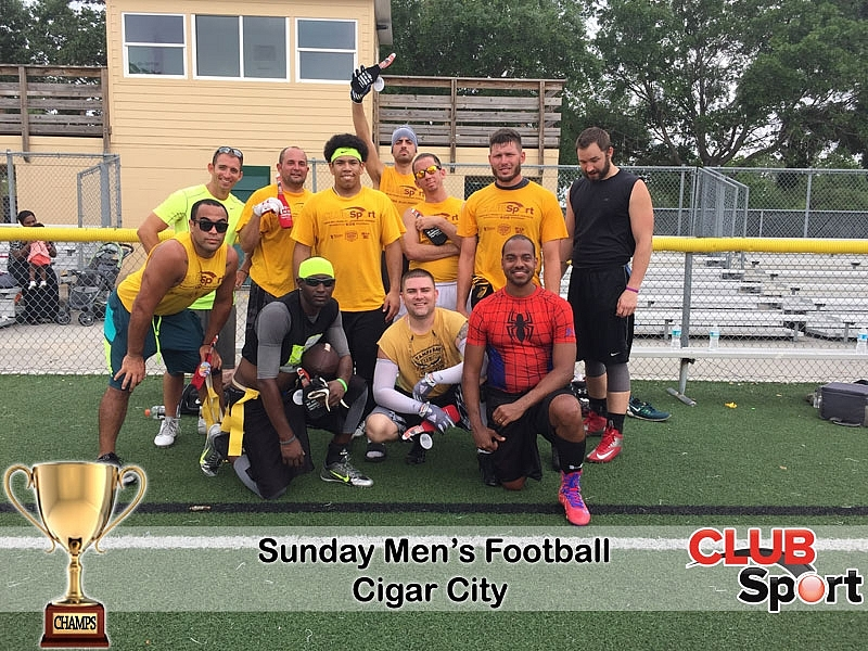 Cigar City (ra) - CHAMPS
