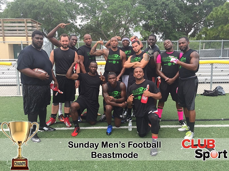 Beastmode (rb) - CHAMPS