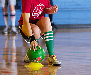 Sports Monster Pittsburgh Dodgeball