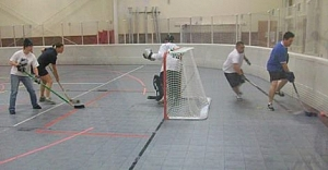 Floor Hockey!