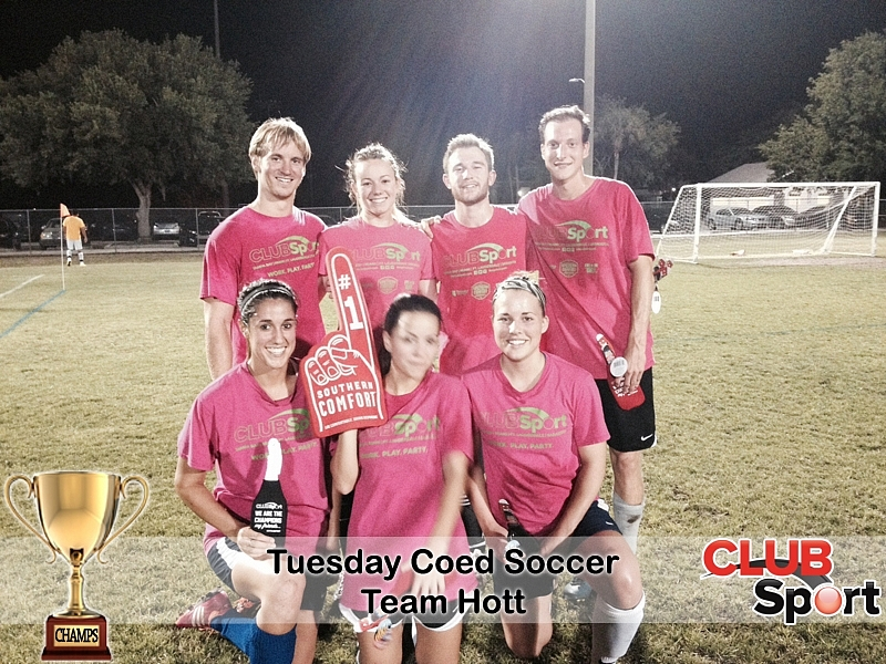 Team Hott (c) - CHAMPS