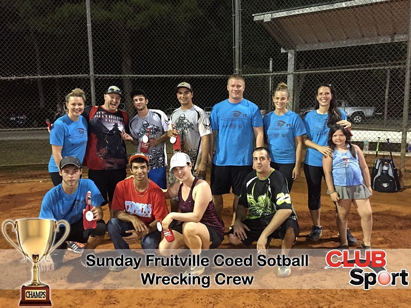 Wrecking Crew (I) - CHAMPS