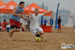 Sandkicker Cup Beach Soccer Tournament