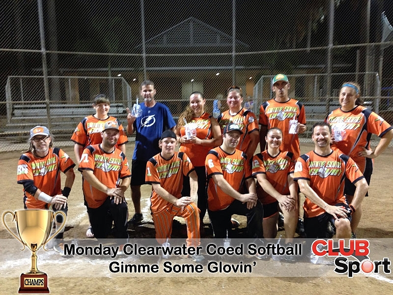 Gimme Some Glovin' (A) - CHAMPS
