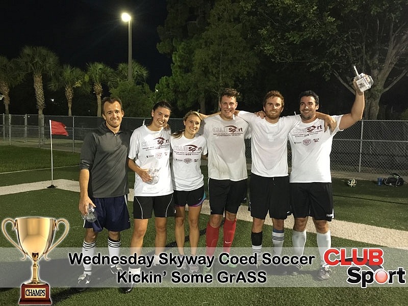 Kickin some grASS (r) - CHAMPS