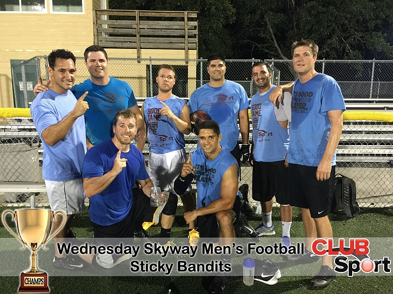 Sticky Bandits - CHAMPS