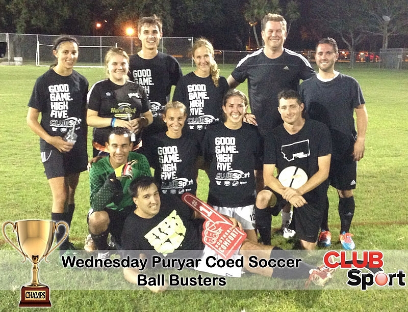 Ball Busters (r) - CHAMPS