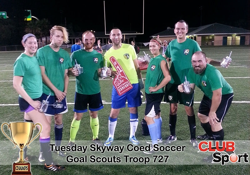 Goal Scouts Troop 727 (r) - CHAMPS