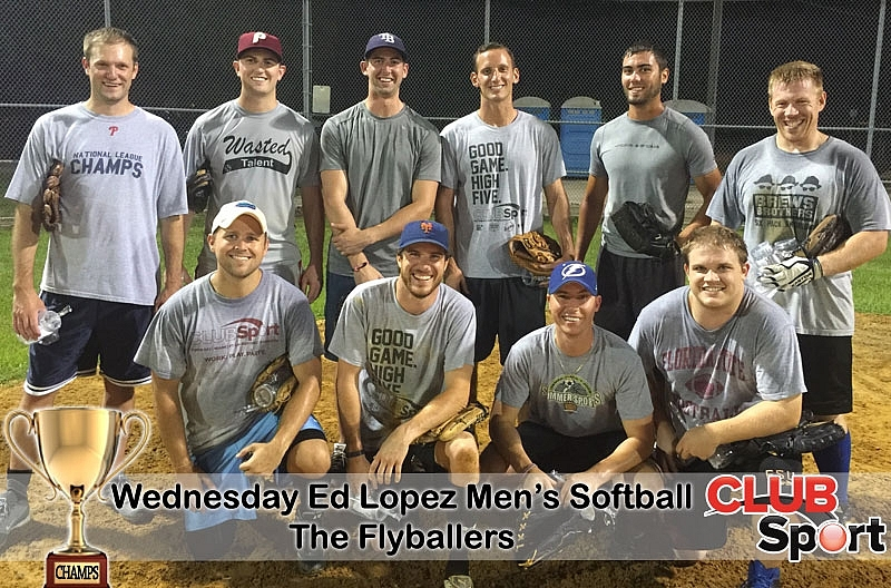 The Flyballers - CHAMPS