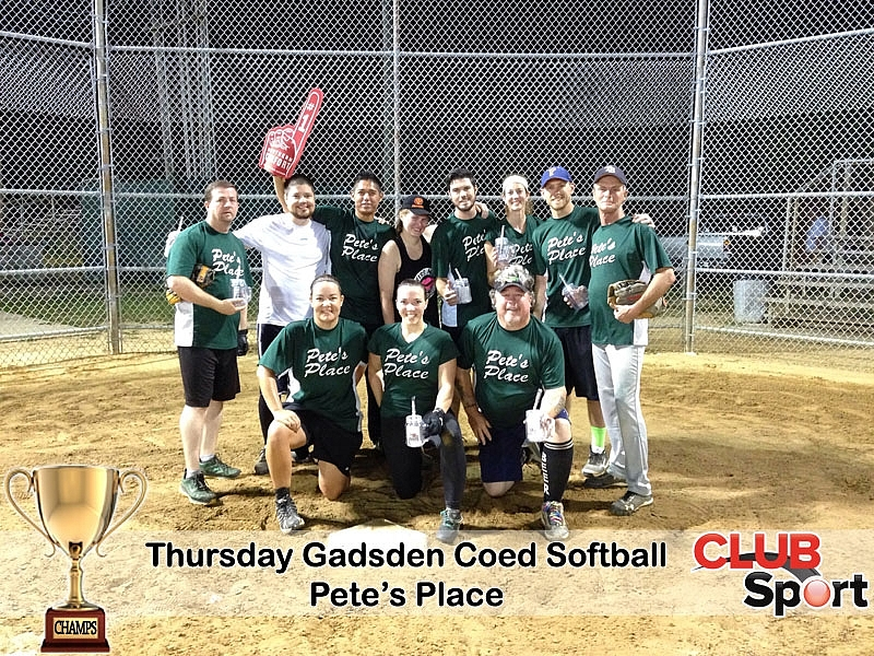 Pete's Place (c)- CHAMPS