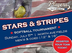 Stars & Stripes Softball Tournament