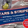 2015 Stars & Stripes Softball Tournament