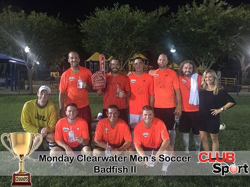 Badfish II (i) - CHAMPS