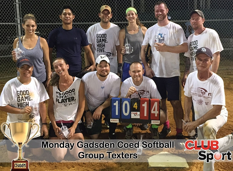 Group Texters (i) - CHAMPS