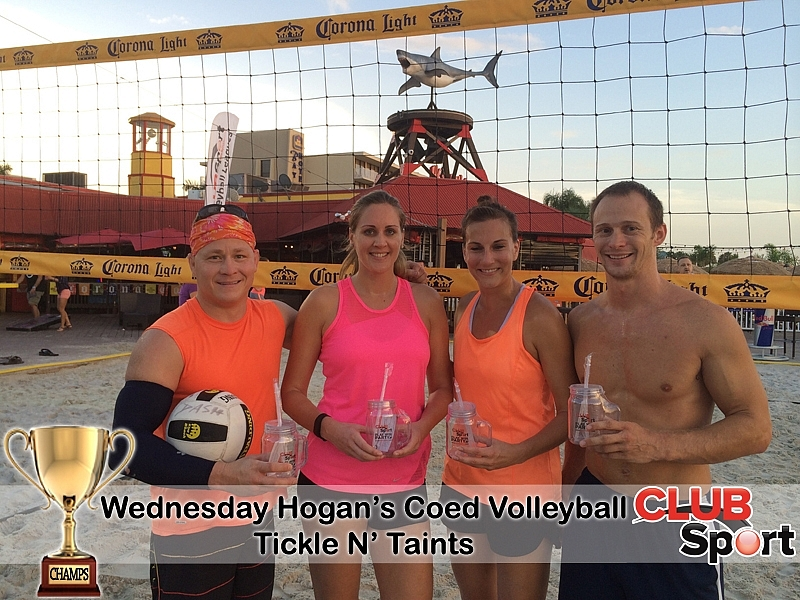 Tickle 'N Taints (i) - CHAMPS
