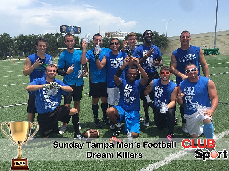 Dream Killers (r) - CHAMPS