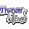 Thunder Kittens (B) Team Logo