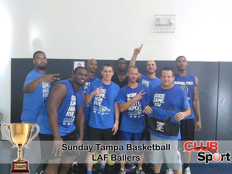 LAF Ballers (r) - CHAMPS