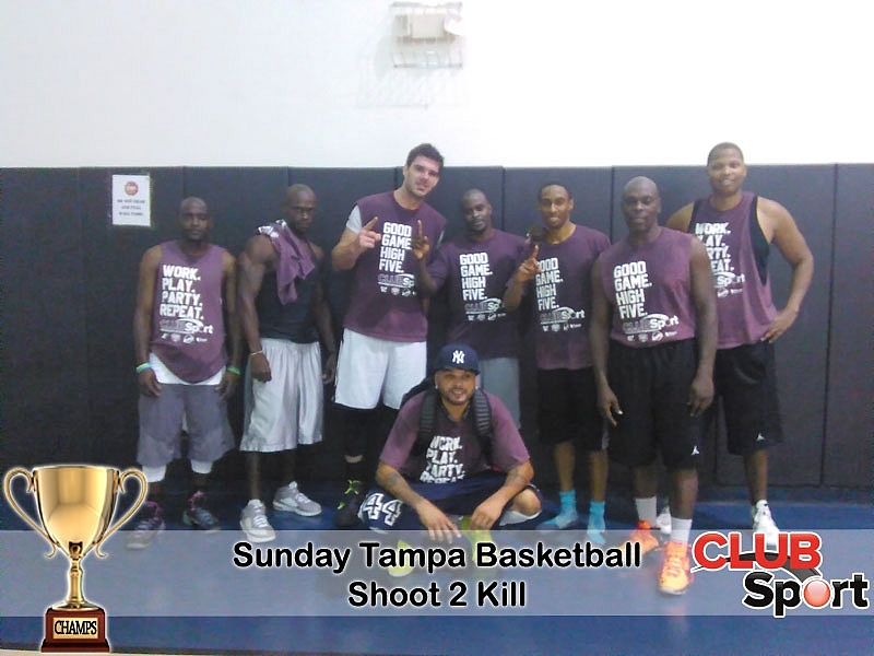 Shoot 2 Kill - CHAMPS