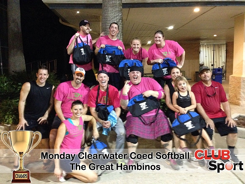 The Great Hambinos (r) - CHAMPS