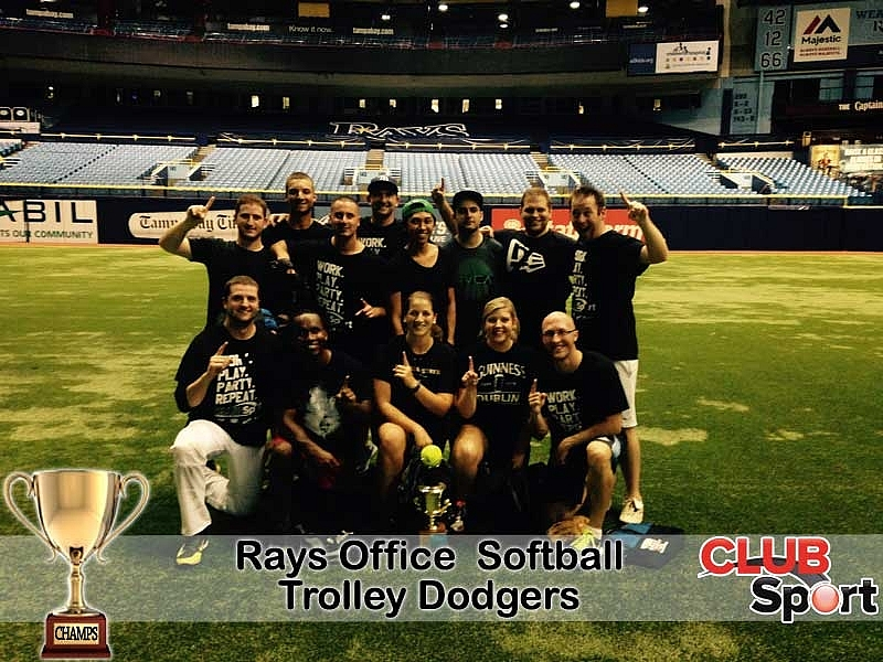 Trolley Dodgers - CHAMPS