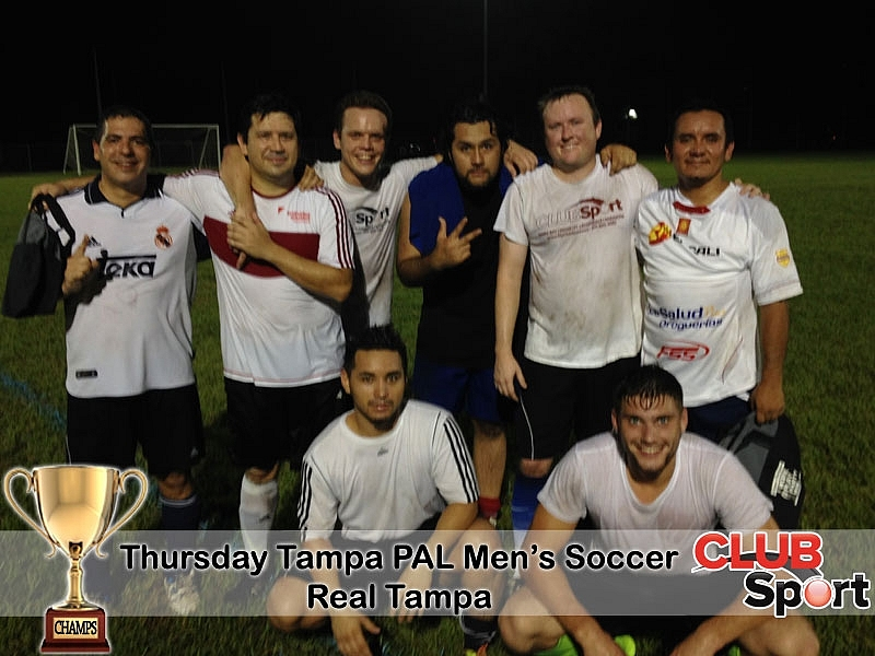 Real Tampa - CHAMPS