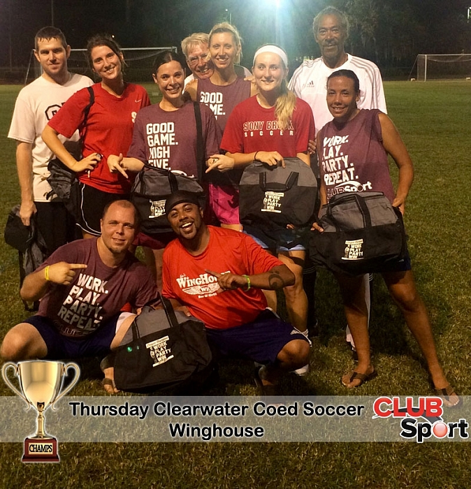 Winghouse (b) - CHAMPS
